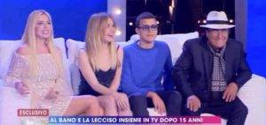 Loredana Leccisoe Al Bano