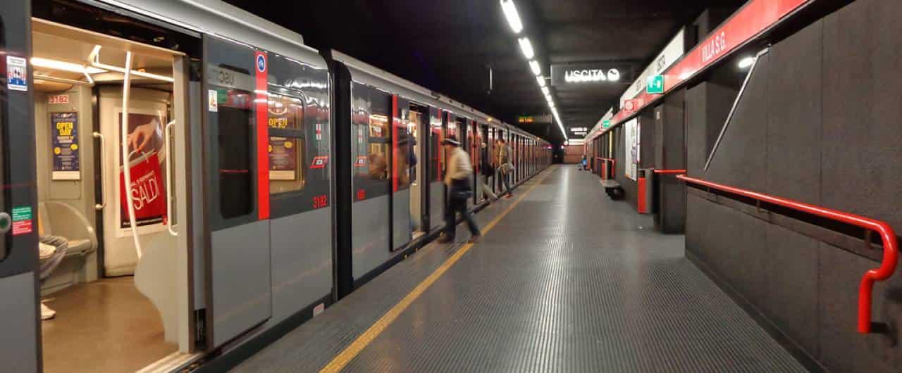Terrore a Milano, frenata brusca della metropolitana: feriti gravi