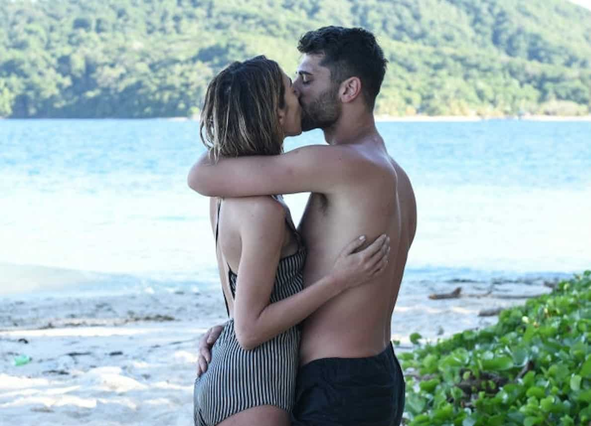 """Isola dei Famosi, Jeremias e Soleil travolti dalla passione: """"E' stato bellissimo"""""""