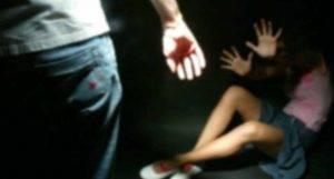 Ragazza abusata