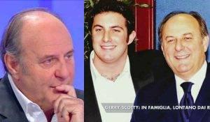 Gerry Scotti, il figlio costretto ad andare via dall'Italia