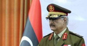 Libia, Haftar
