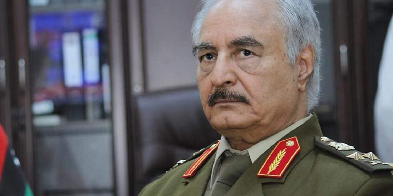 Libia, la marcia di Haftar