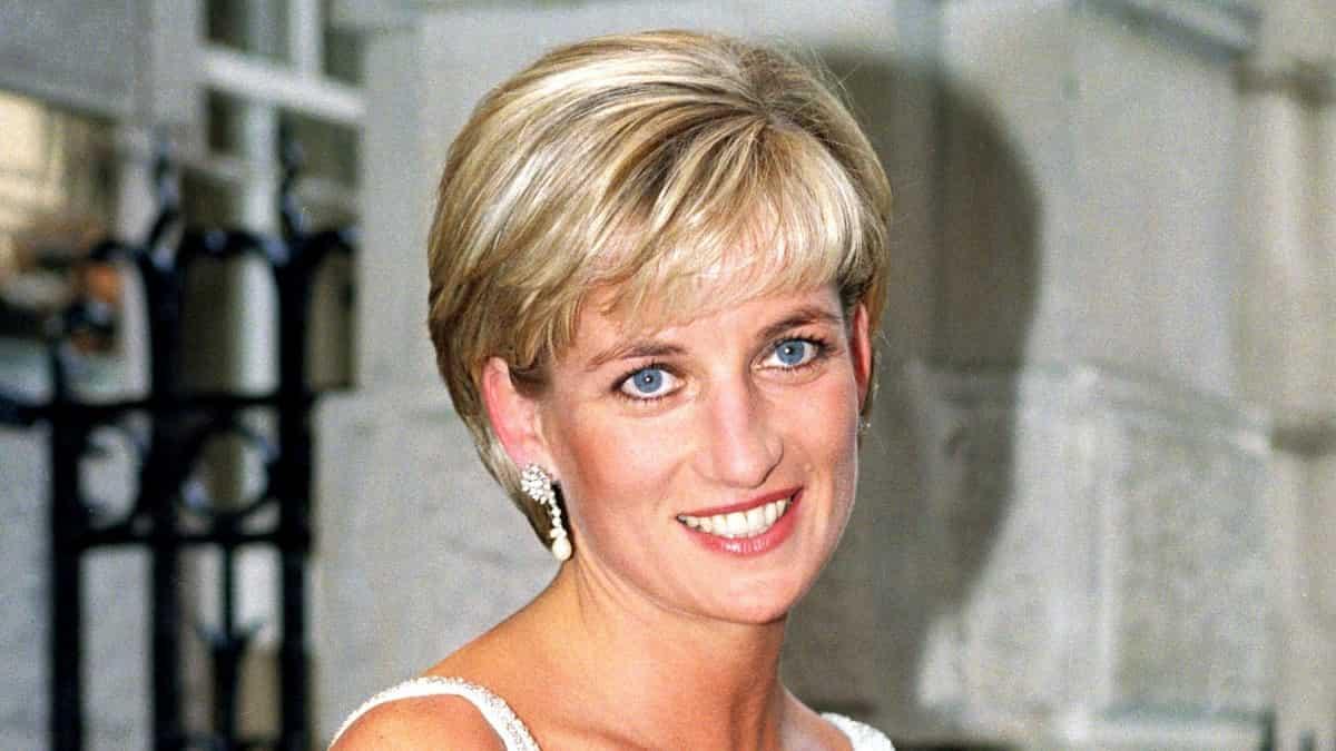 Lady Diana causa della morte