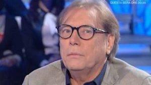 Nino D'Angelo lutto