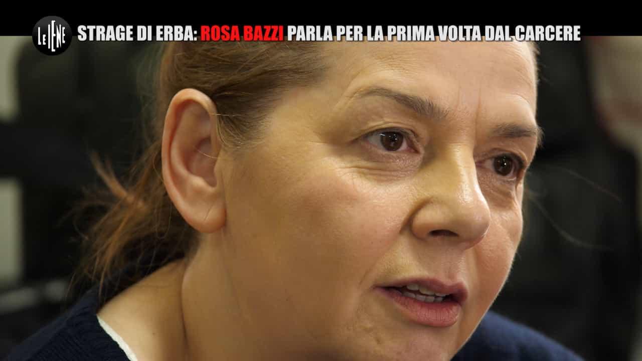 Strage di Erba, Rosa Bazz