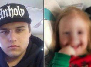 """""""Non ubbidiva"""", uomo uccide di botte la figlia della compagna affetta dalla Sindrome di Down"""