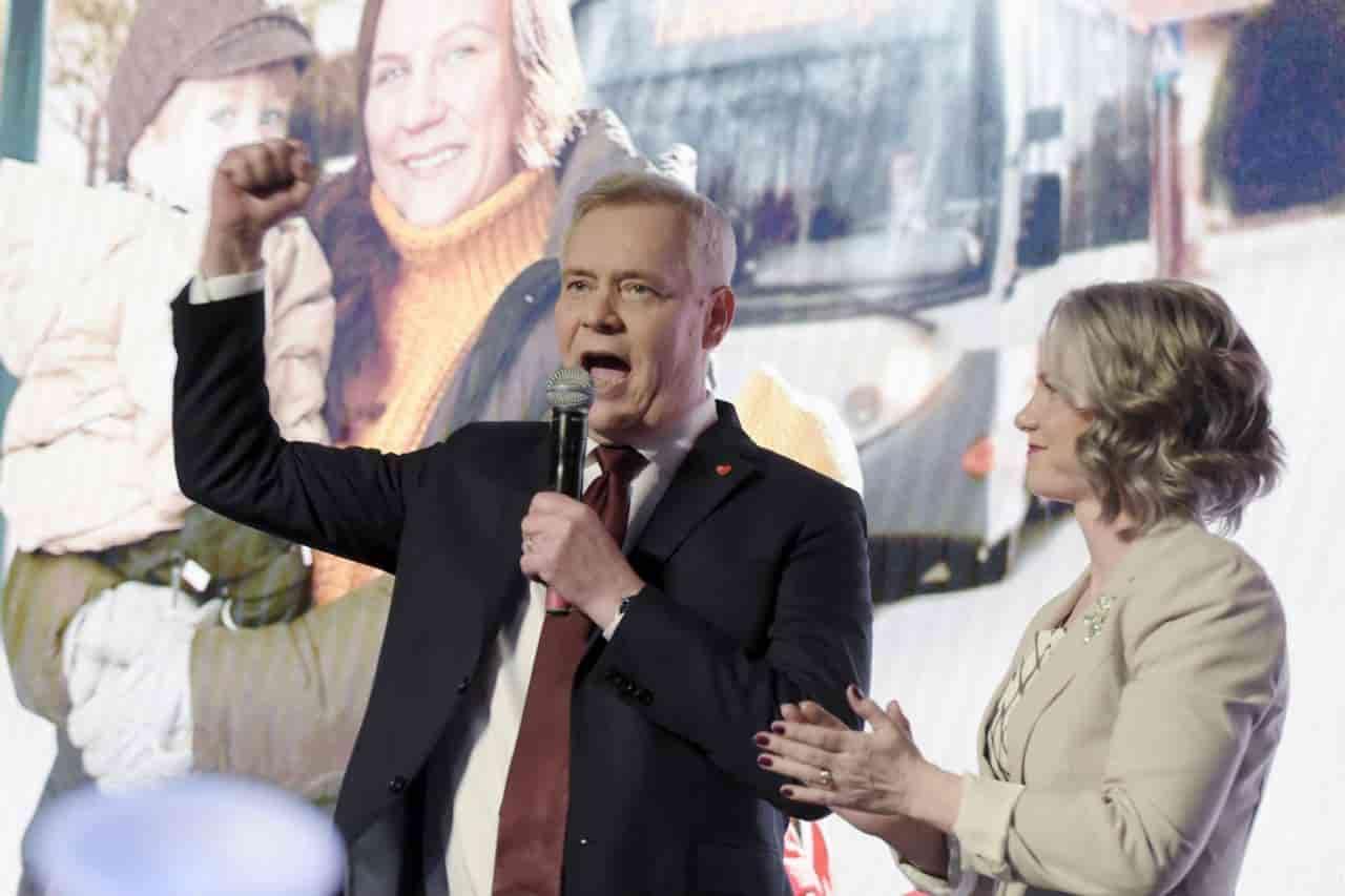 Elezioni in Finlandia