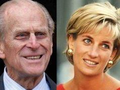 Lady Diana - Principe Filippo