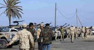 Paura in Libia