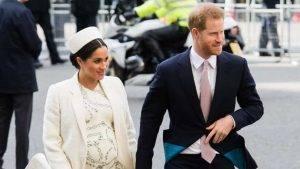 """""""Baby Sussex è nato"""", la prova schiacciante sul profilo instagram di Mehan e Harry"""