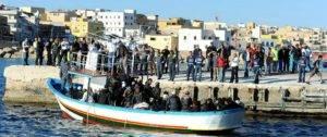 """Migranti, sbarcati senza permesso a Lampedusa. Matteo Salvini: """"Saranno espulsi!"""""""