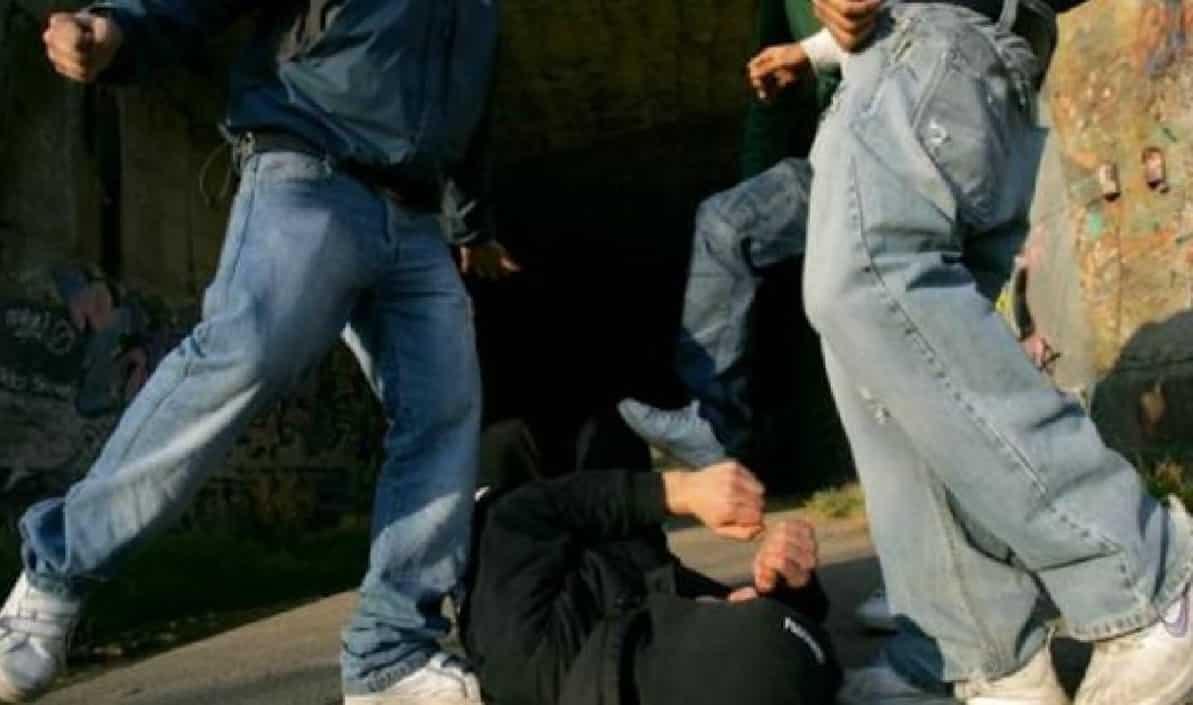 Reggio Calabri baby gang