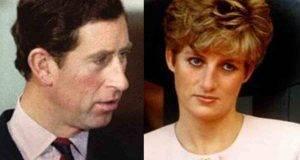Principe Carlo e Lady Diana