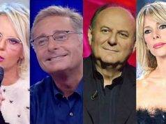 Conduttori Mediaset cachet