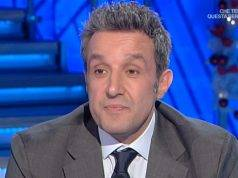 Flavio Insinna, il gesto per la lotta contro il tumore