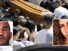 Padre ucciso dalla figlia