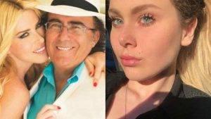 Al Bano e Loredana Lecciso, la figlia Jasmine presa di mira dagli haters