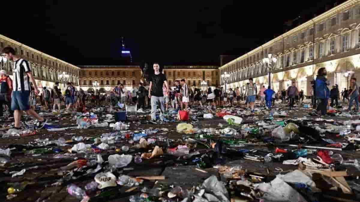 Tragedia Piazza San Carlo