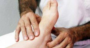 massaggio ai piedi