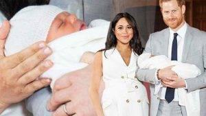 rivelato nome baby sussex, figlio harry e Meghan, Archie