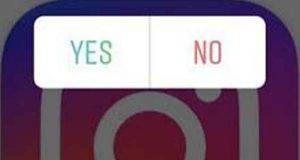sondaggio Instagram