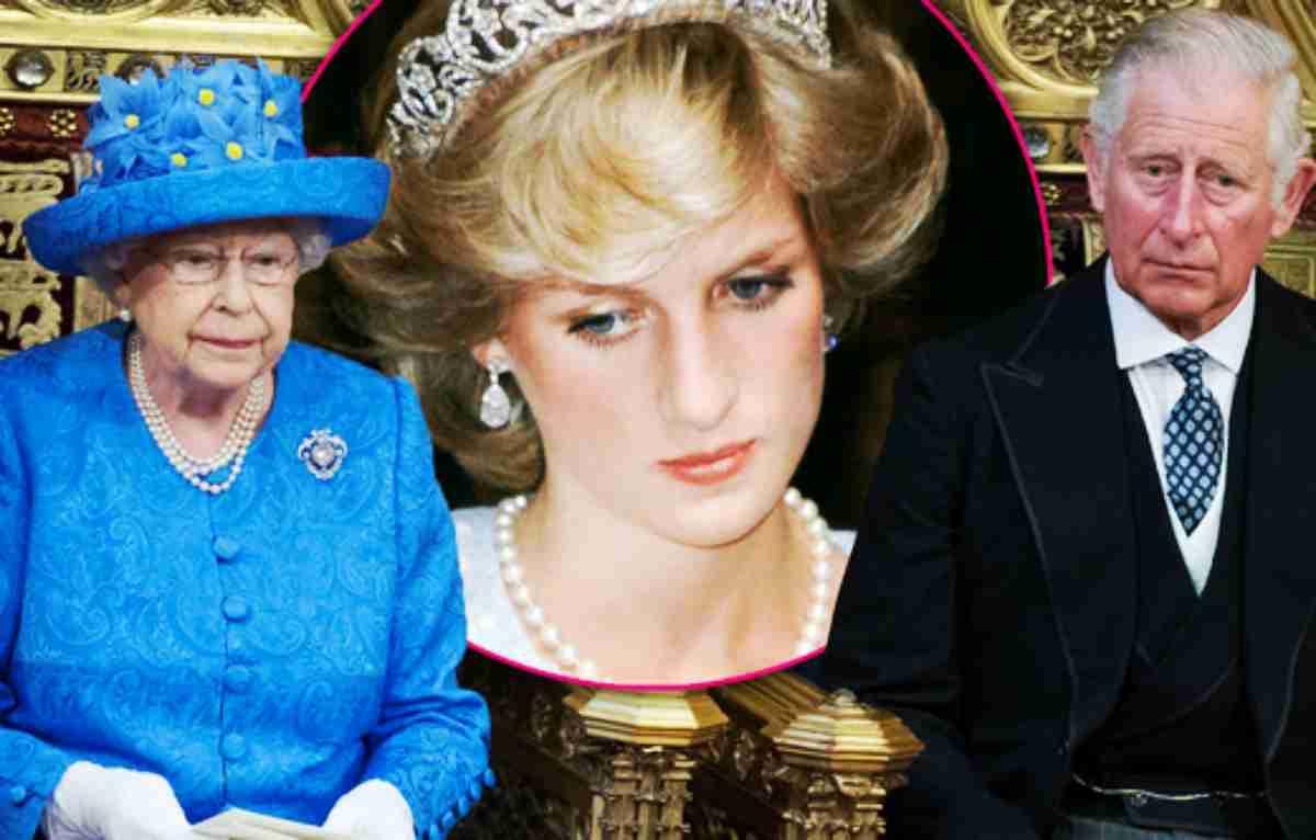 Lady Diana, la verità sconcertante: ecco perchè la regina voleva che Carlo la sposasse