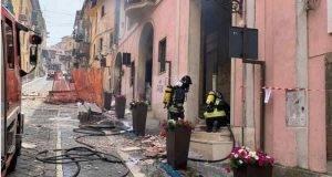 Esplosione Rocca di Papa