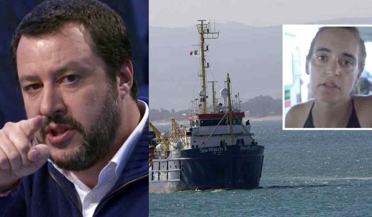 """Sea Watch, i migranti sbarcano a Lampedusa. Il capitano arrestato: """"Affronterò tutto, lo rifarei"""""""