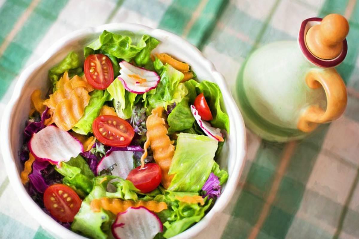 insalate nutrienti per dimagrire