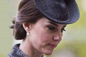 il dramma segreto della Duchessa di cambridge