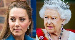 Kate Middleton ed Elisabetta