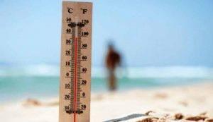 weekend rovente, punte di caldo oltre i 42 gradi, in arrivo l'anticiclone africano