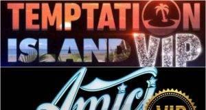 rivelati i conduttori di temptation island vip e amici vip