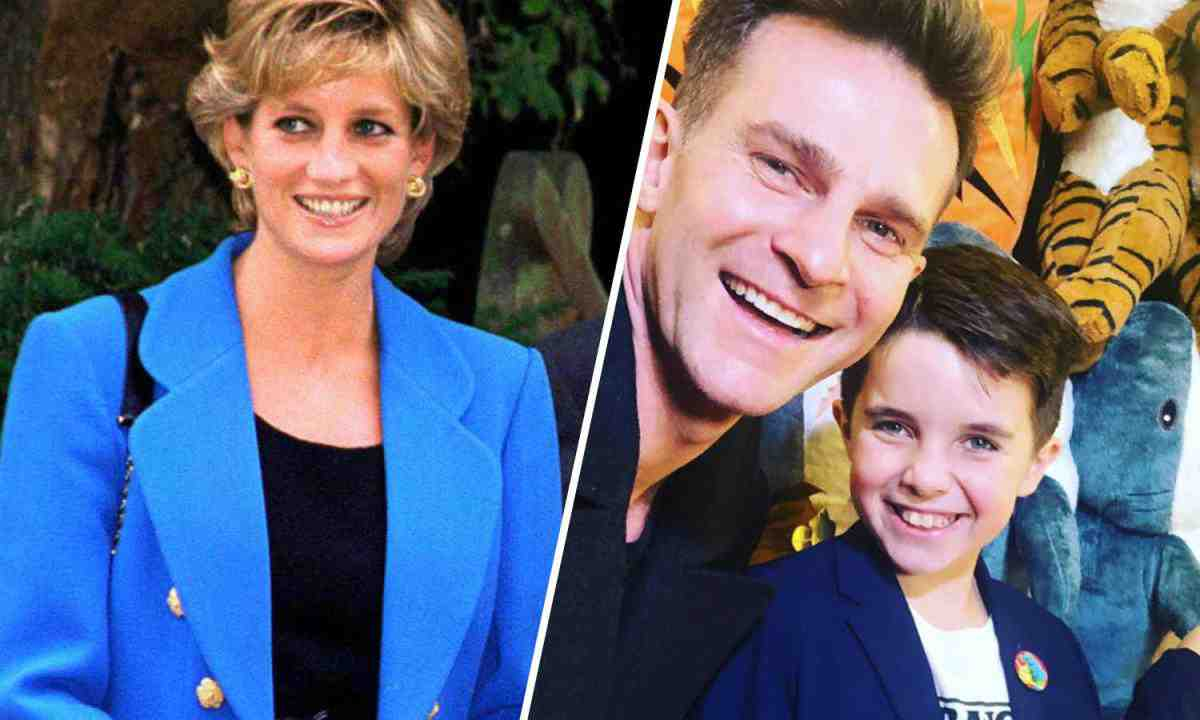 Bambino di 4 anni sostiene di essere la reincarnazione di Lady Diana