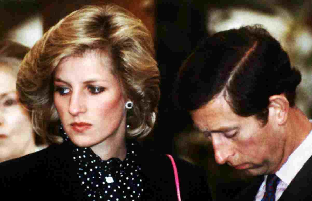 Lady Diana, Carlo la massacrò con le sue parole