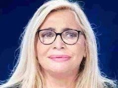 Mara Venier operata ai denti