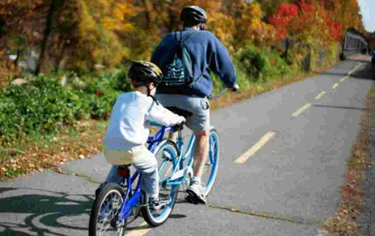 Casco obbligatorio in bici per gli under 12