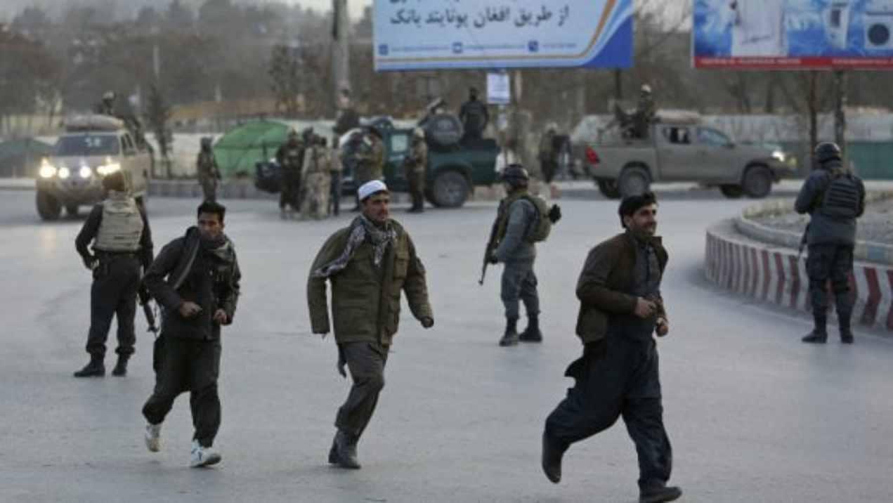 Strage a Kabul