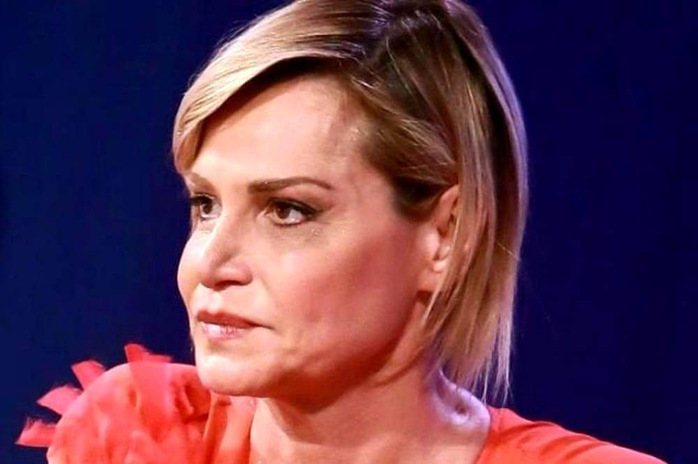 Simona Ventura, il messaggio per Mihajlovic