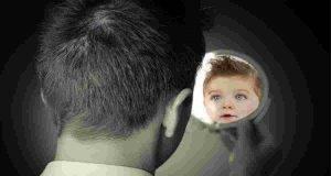 Mancanza di affetto da bambino