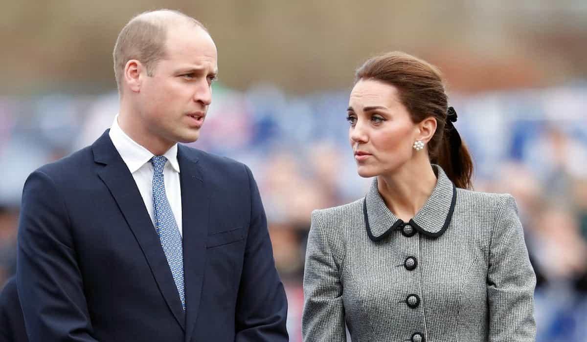 Kate Middleton e il Principe William