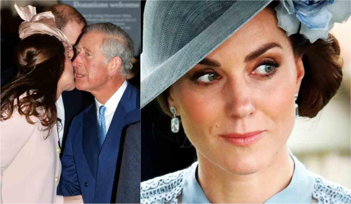 Kate Middleton, come ha sedotto Carlo