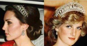 Kate Middleton e il destino come quello di Lady Diana