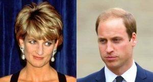 Lady Diana e William