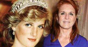 Lady Diana, il rapporto e i contrasti con Sarah Ferguson