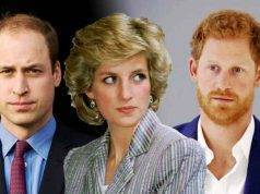 Lady Diana la verità su William e Harry