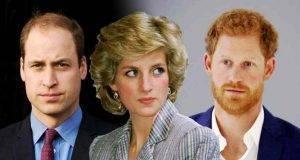 Lady Diana la verità su William e Harry