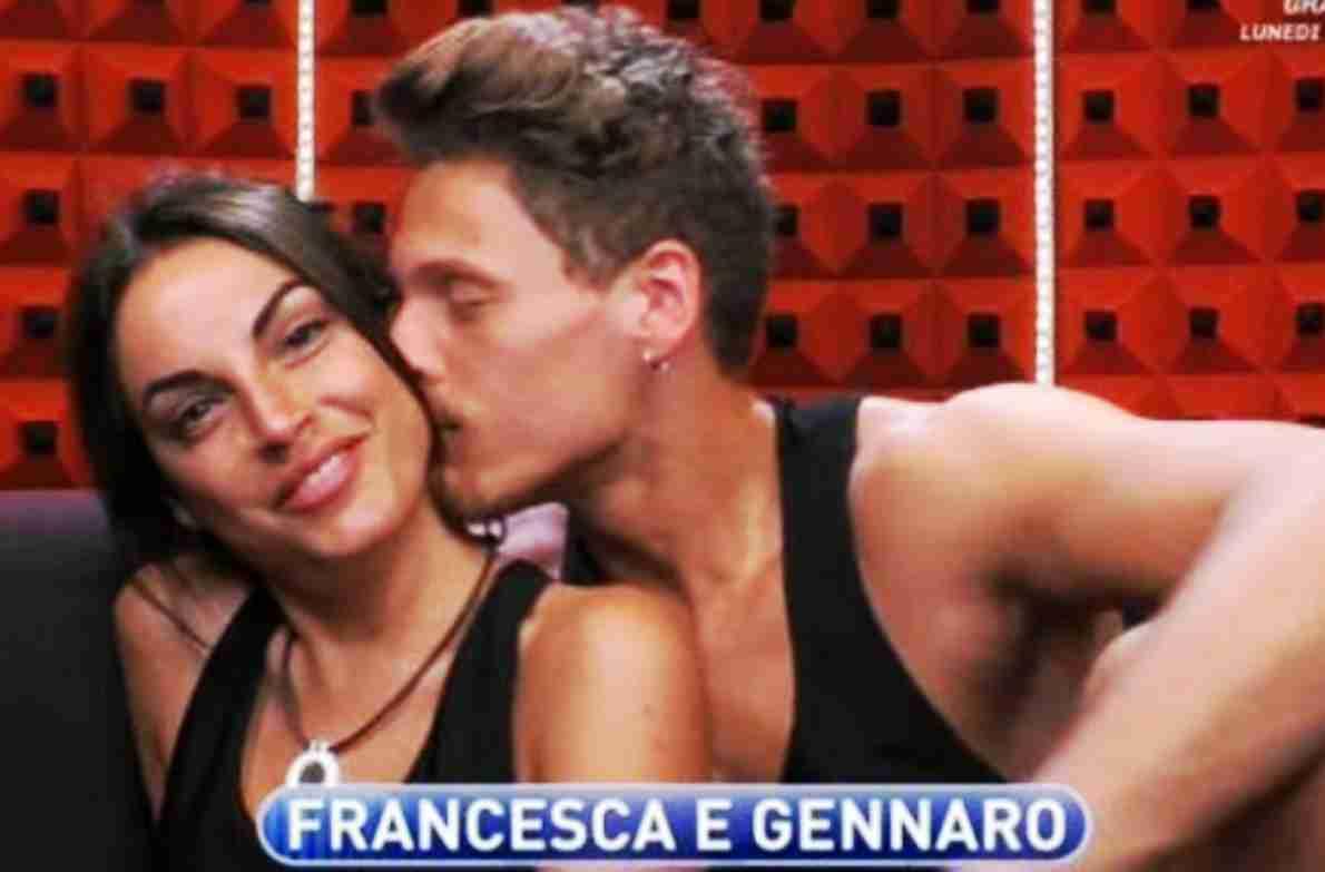 Gennaro Lillio e Francesca De Andrè si solo lasciati