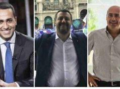 """Governo, si apre lo scenario. Zingaretti: """"Cinque punti da trattare"""" Salvini: """"Sarà un esecutivo contro la Lega"""""""